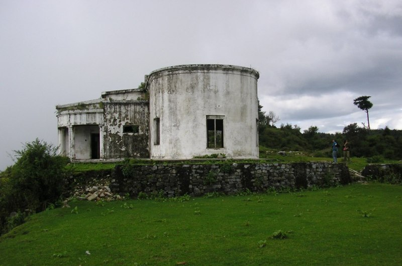 George Everest House- Mussoorie